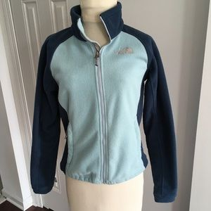 Blue sz xs women's Northface jacket